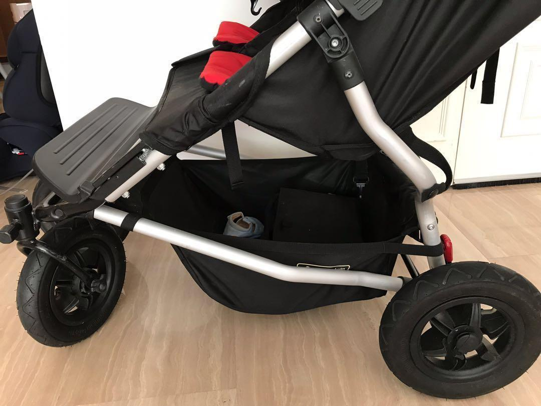 Mountain Buggy Duet Review Mountain Buggy Duet Stroller Babies Kids Strollers Bags