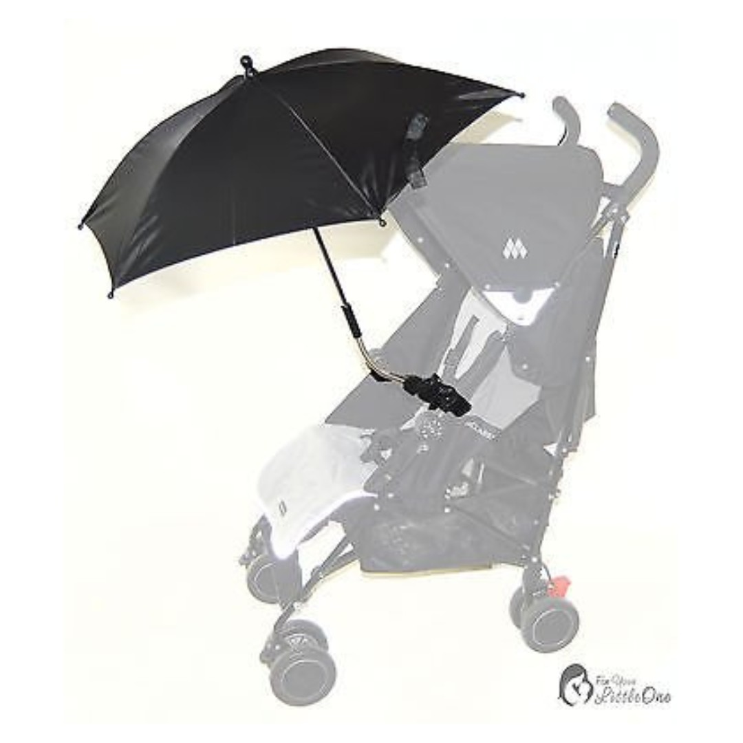 Baby Pram Umbrella Bn Baby Pram Stroller Buggy Parasol Umbrella With Uv Protection Water Resistance Brand New