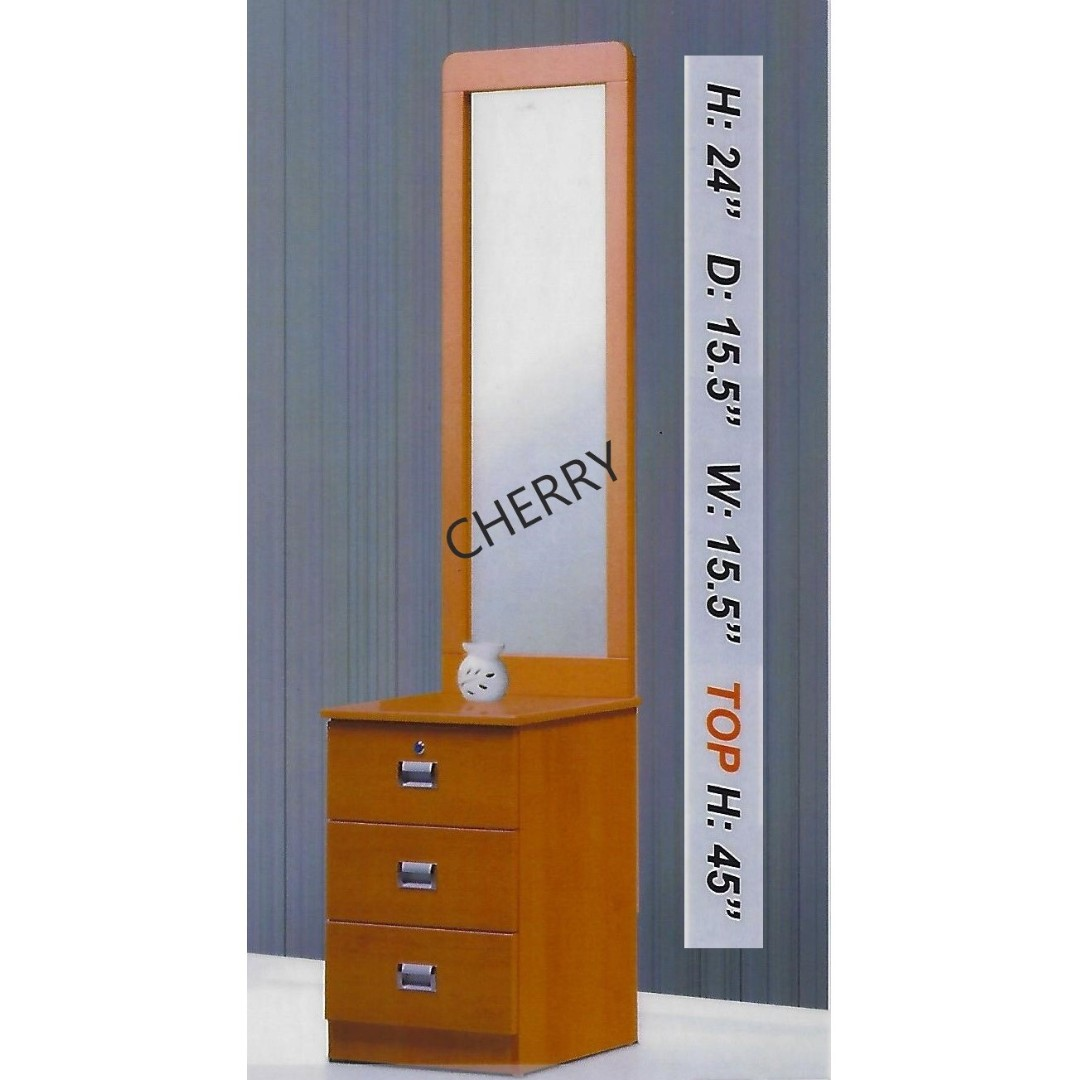 Dimension Dressing Promo Dressing Table