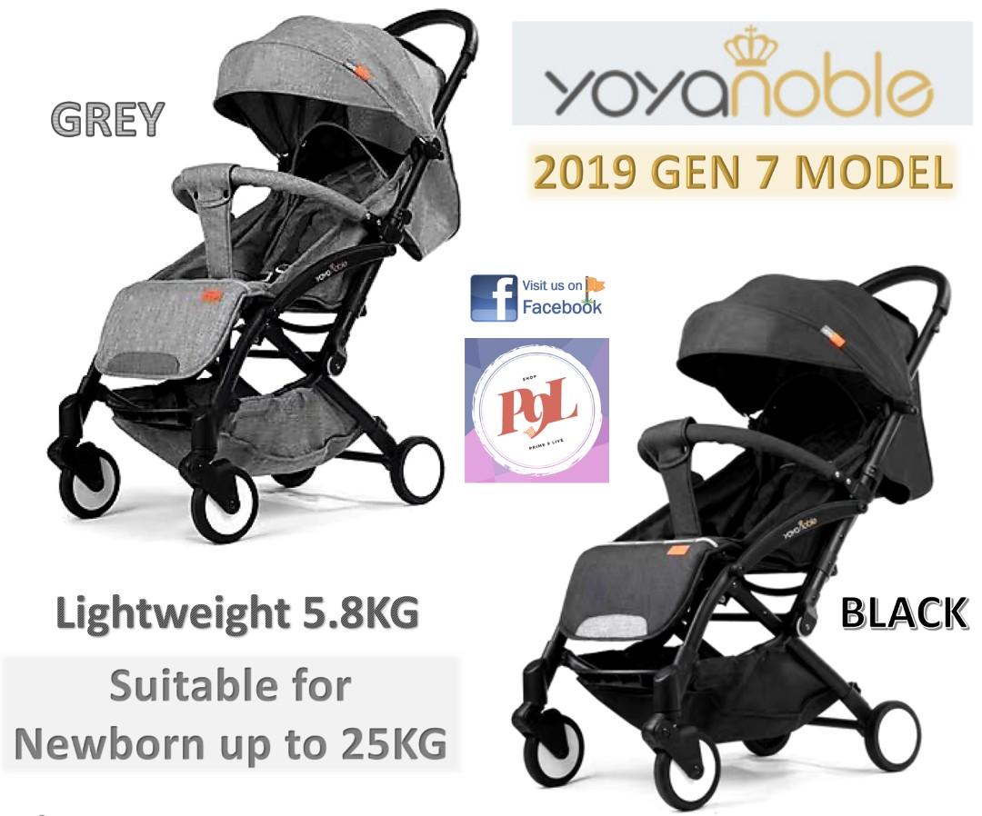 Baby Yoya Stroller Singapore