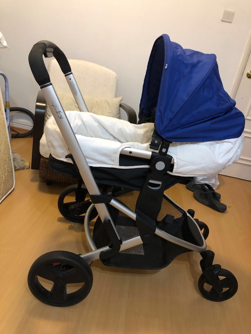 Maxi Cosi Car Seat On Mothercare Xpedior Negotiable Mothercare Xpedior Pram Stroller