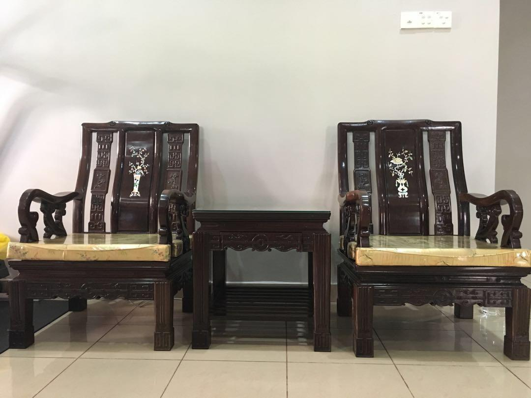 Sofa Antik Jichimu Antiques Antique Furniture On Carousell