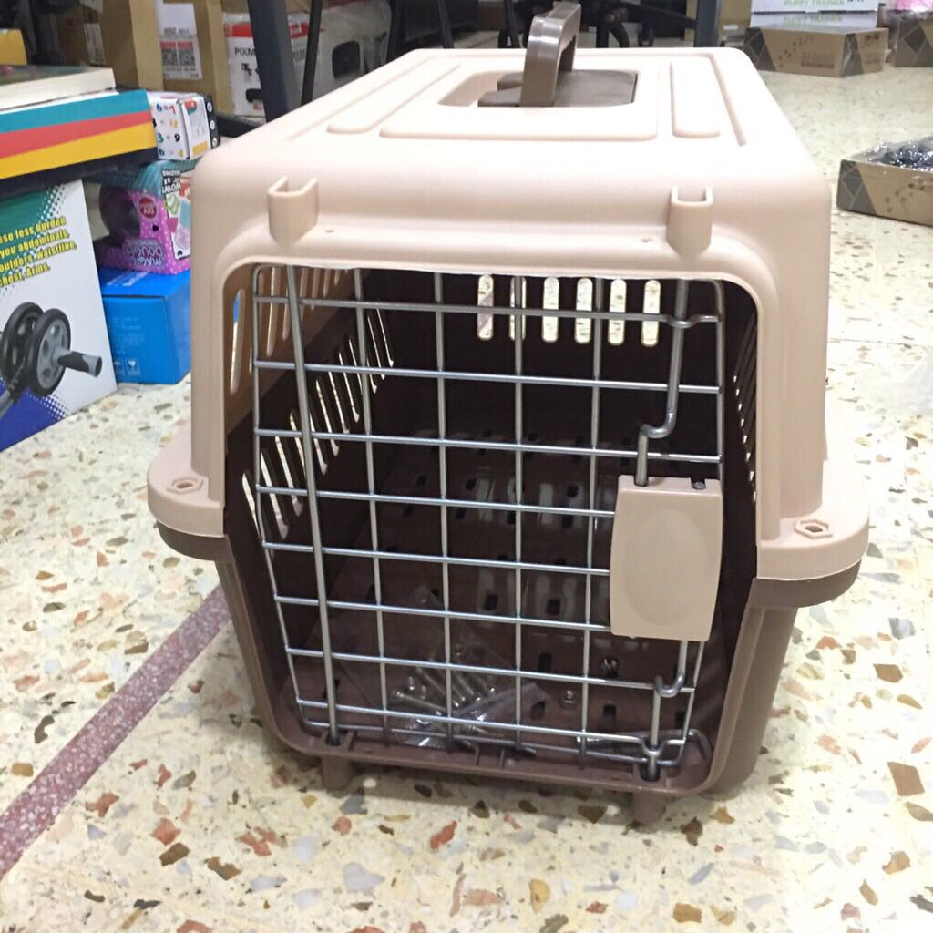 Pet Carrier Olx Preloved Pet Crate Dog Cat Cage Portable Carrier Box On