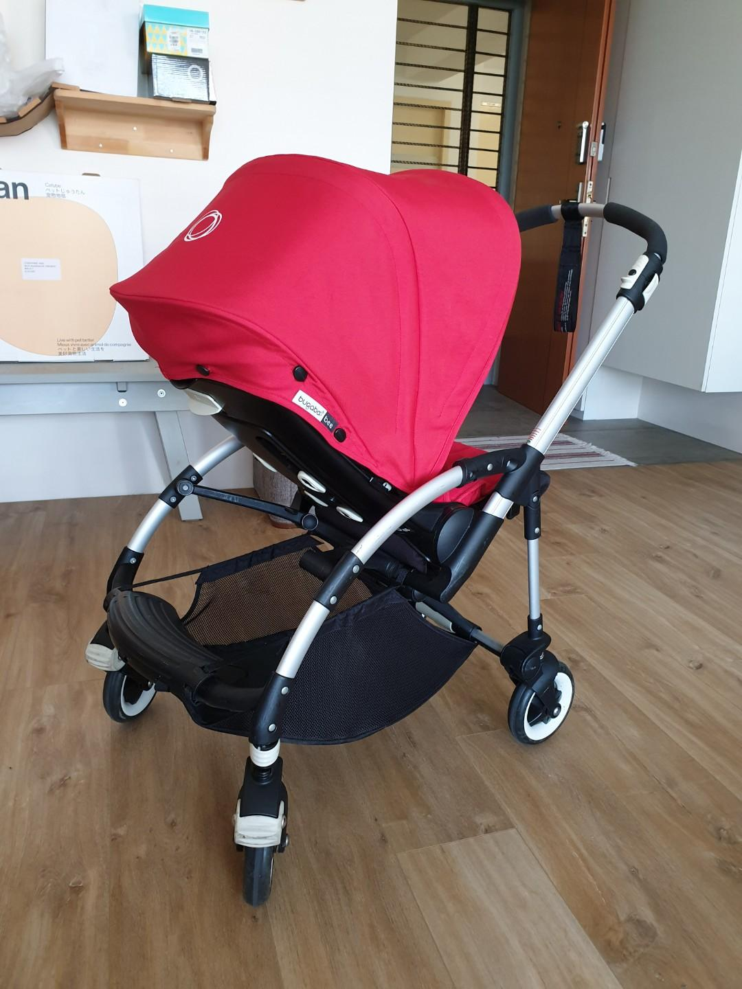 Bugaboo Pram Liner Sale Bugaboo Bee Plus For Sale On Carousell