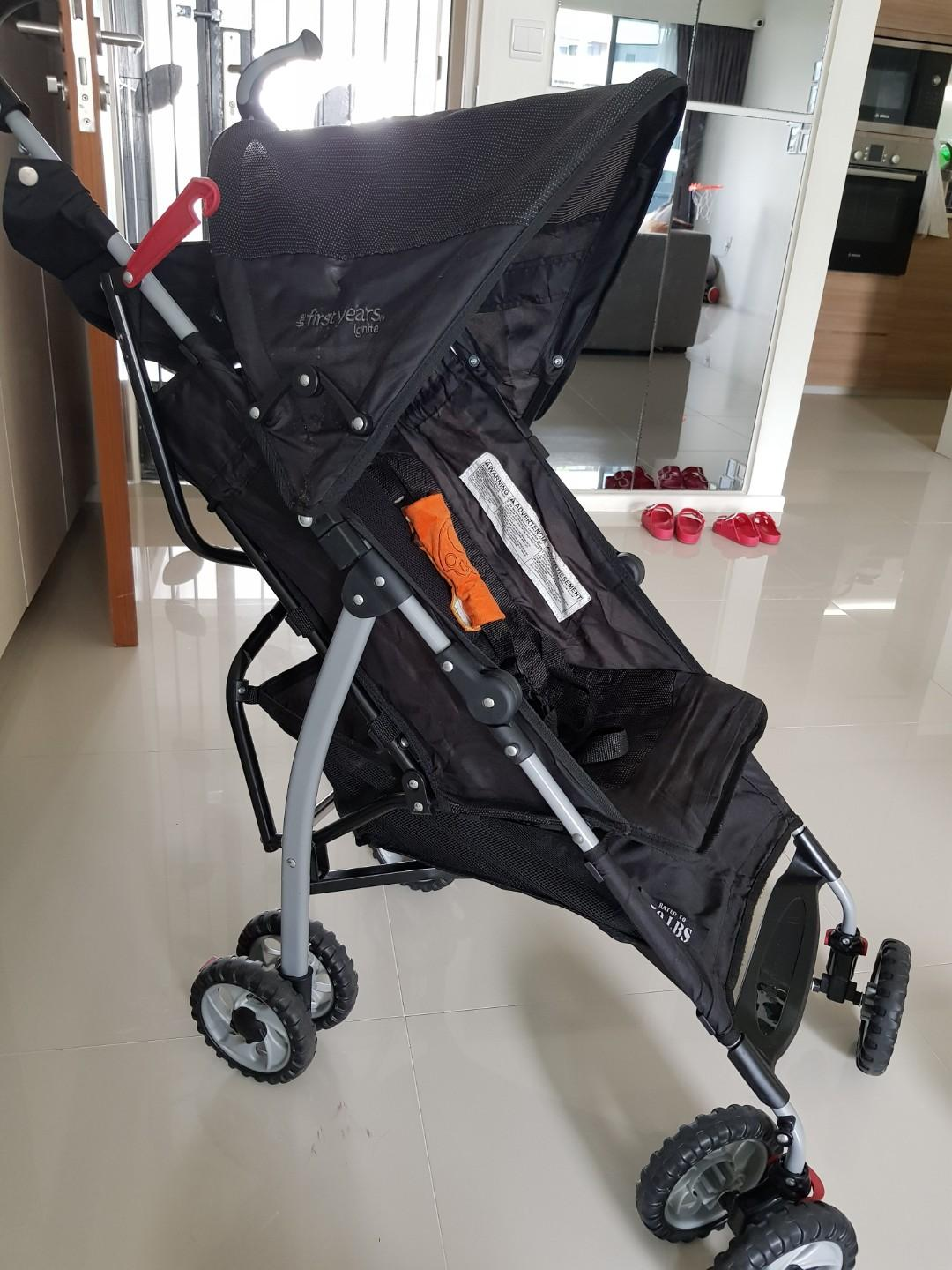 Umbrella Stroller First Years Used Umbrella Stroller Max 25kg Babies Kids Strollers