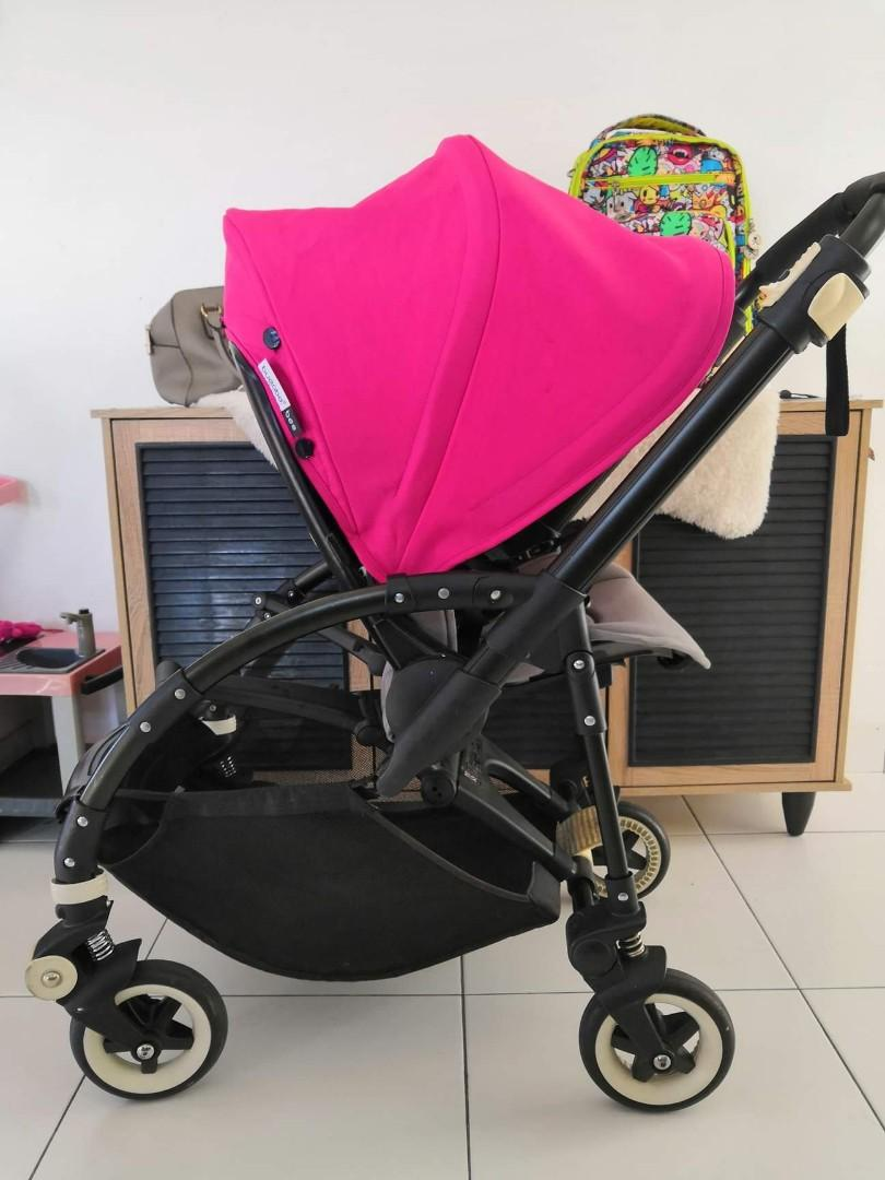 Bugaboo Cameleon 3 Maximum Weight Bugaboo Bee 3 Stroller On Carousell