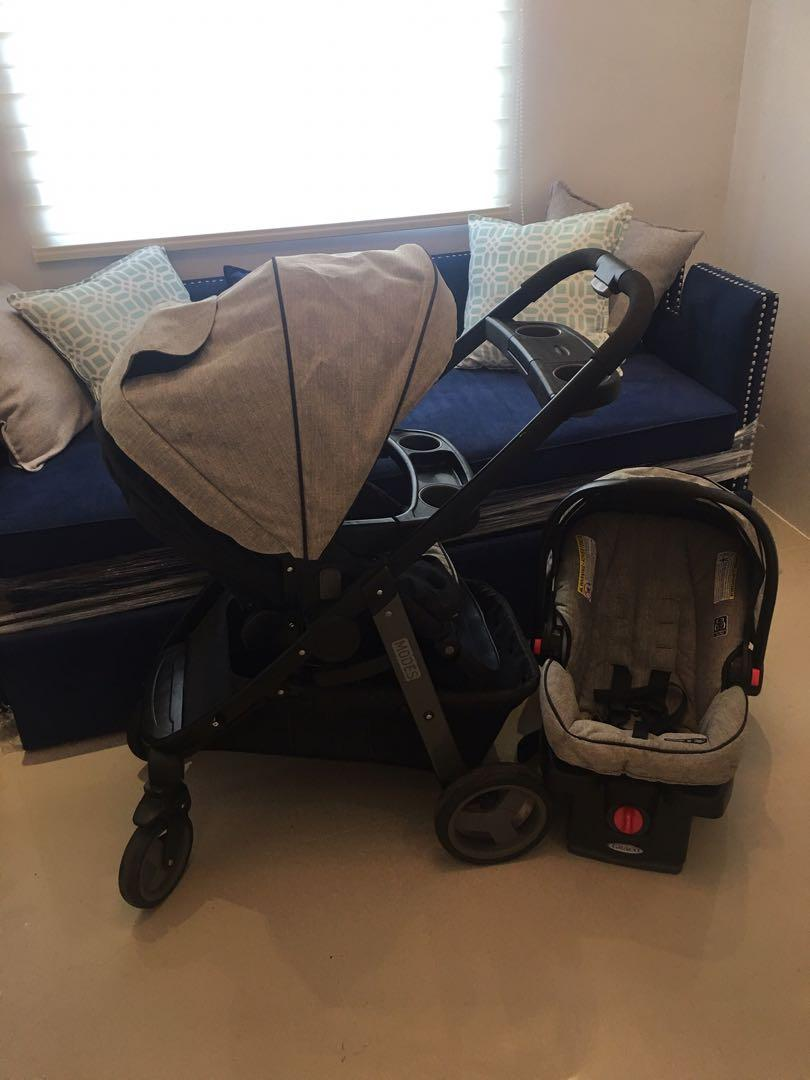 Baby Car Seat For Sale Philippines Graco Modes Stroller On Carousell