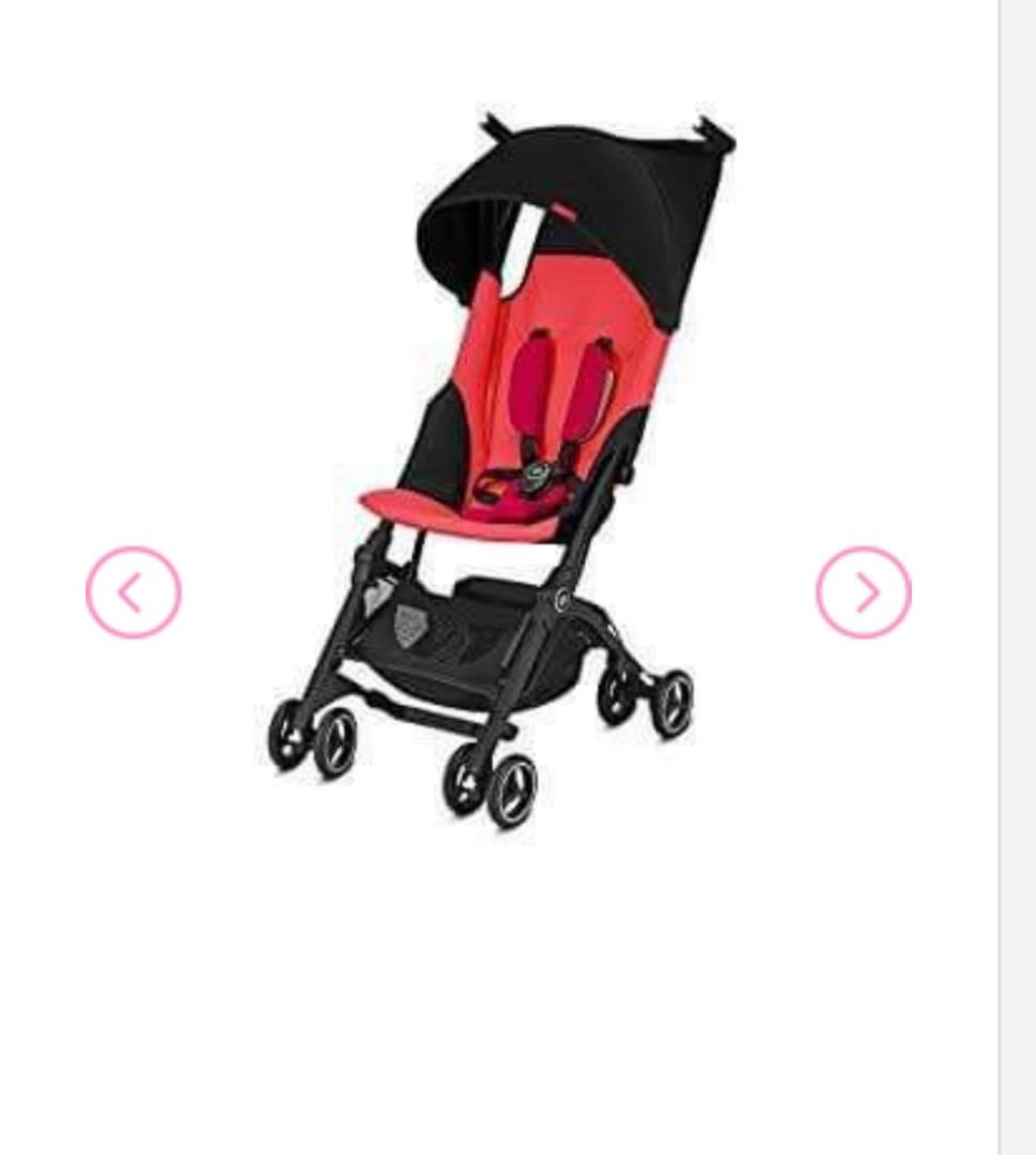 Carriage Type Strollers Gb Pockit 2018 Travel Stroller Babies Kids Strollers
