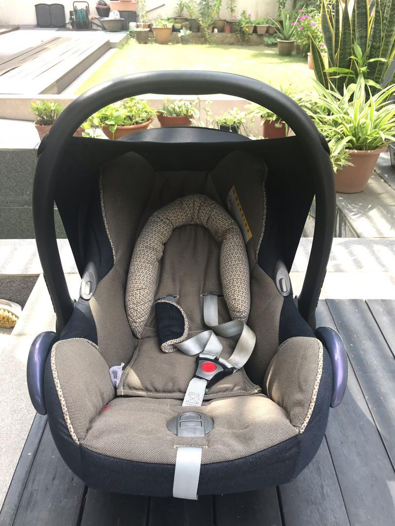 Maxi Cosi Baby Car Seat How To Install Maxi Cosi Baby Carrier On Carousell