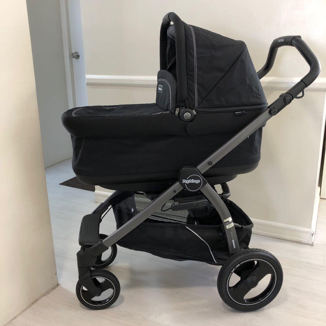 How To Fold Peg Perego Book Pop Up Stroller Peg Perego Book Pop Up Stroller Onyx On Carousell