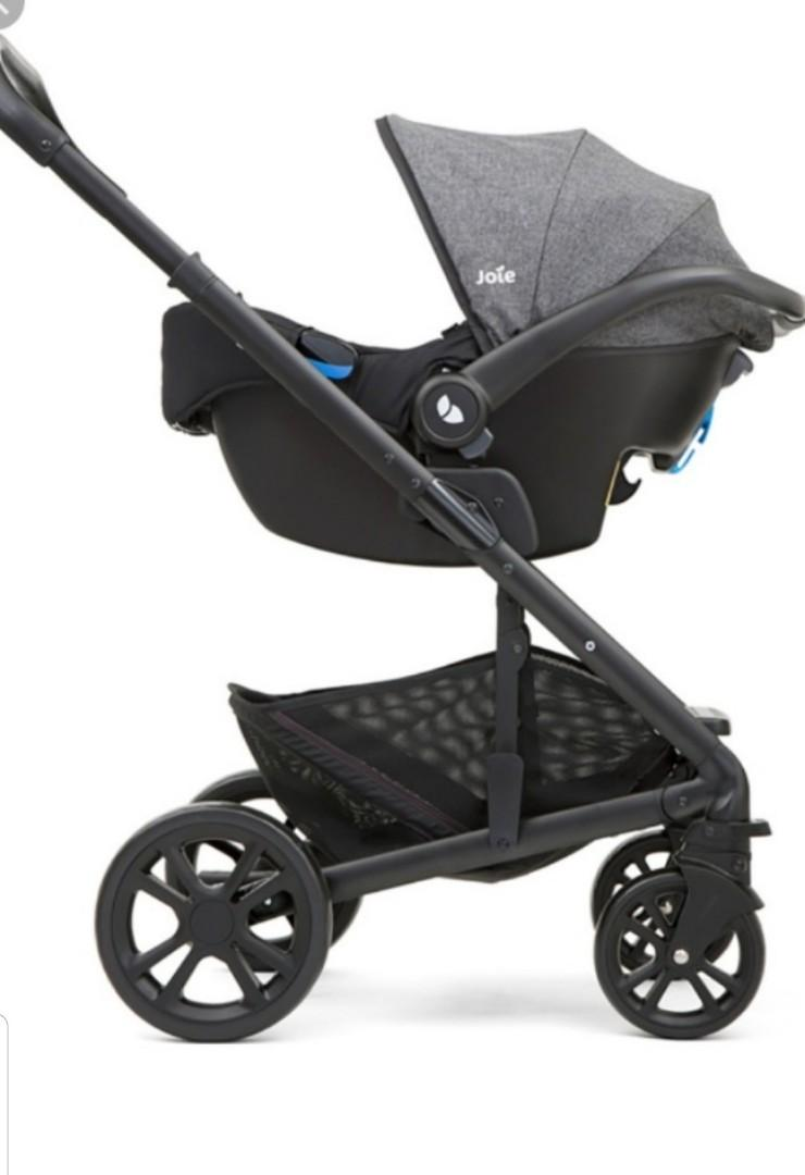 Travel System Joie Chrome Joie Chrome Stroller Babies Kids Strollers Bags