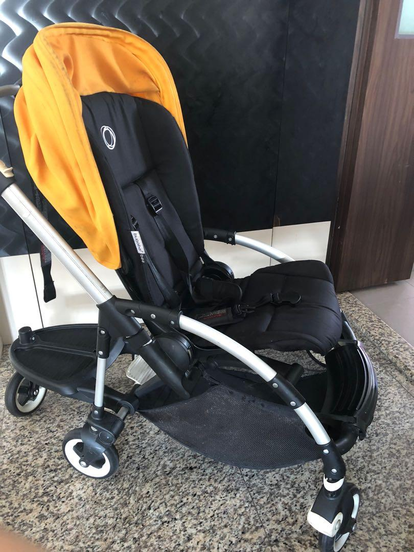 Baby Plus Buggy Bugaboo Bee Plus Including Original Bugaboo Buggy Board