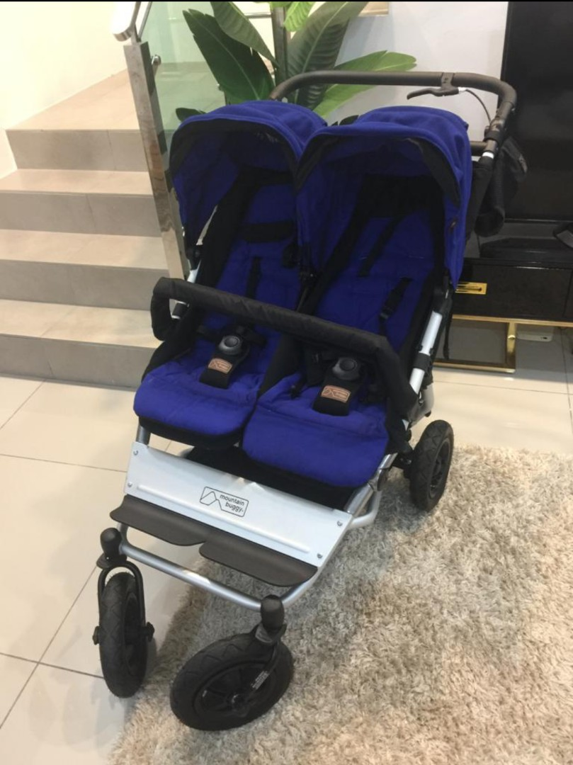 Mountain Buggy Duet Review Mountain Buggy Duet Double Stroller V3 Babies Kids