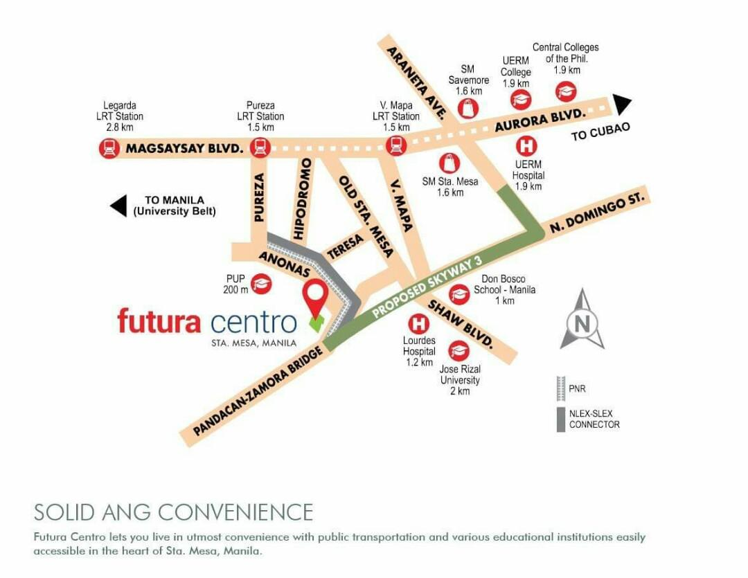 Futura Centro By Filinvest In Manila Near Pup Sta Mesa Maui Oasis Property For Sale Apartments Condos On Carousell