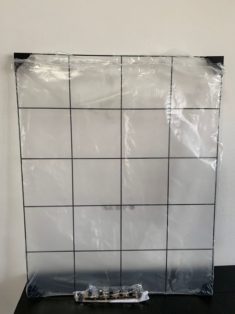Ikea Memo Board With Clips SÖsdala Memo Furniture Home Decor Others On Carousell