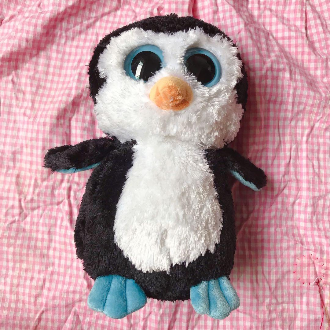 Ty Beanie Boos Waddle Penguin Toys Games Stuffed Toys On Carousell