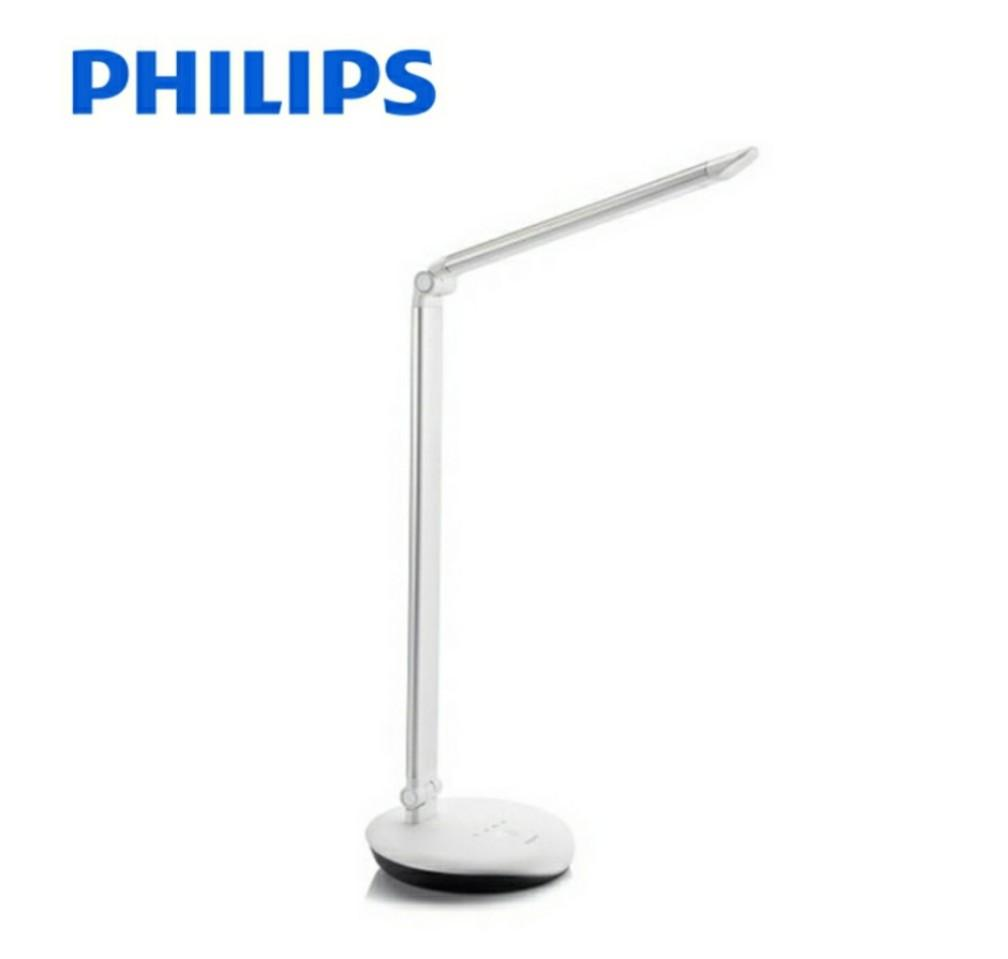 Philips Led Table Lamp Furniture Home Decor Lighting Supplies On Carousell