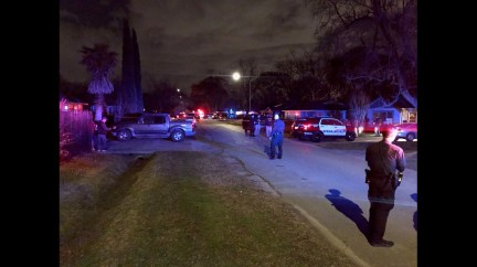 Image result for Four Houston police officers were shot