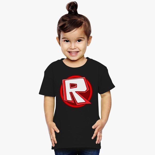 Roblox Toddler T-shirt Kidozi