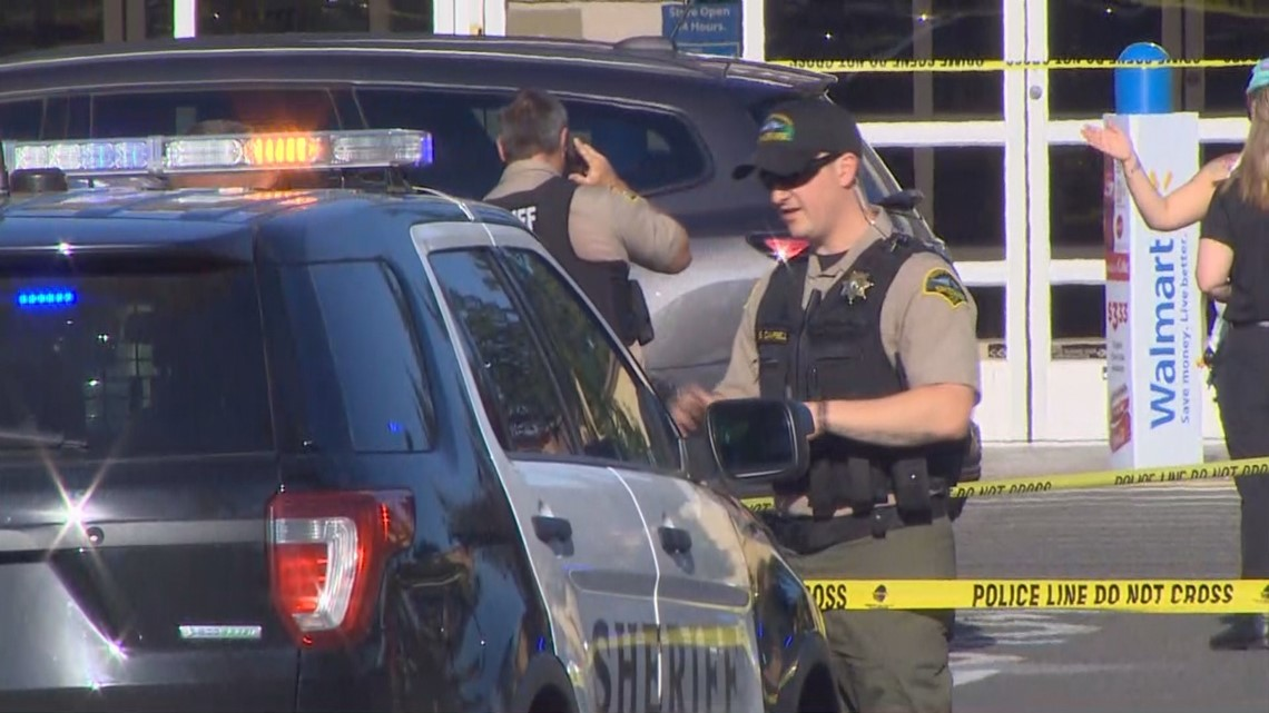 Hero\u0027 civilian in Tumwater Walmart shooting is pastor and medic