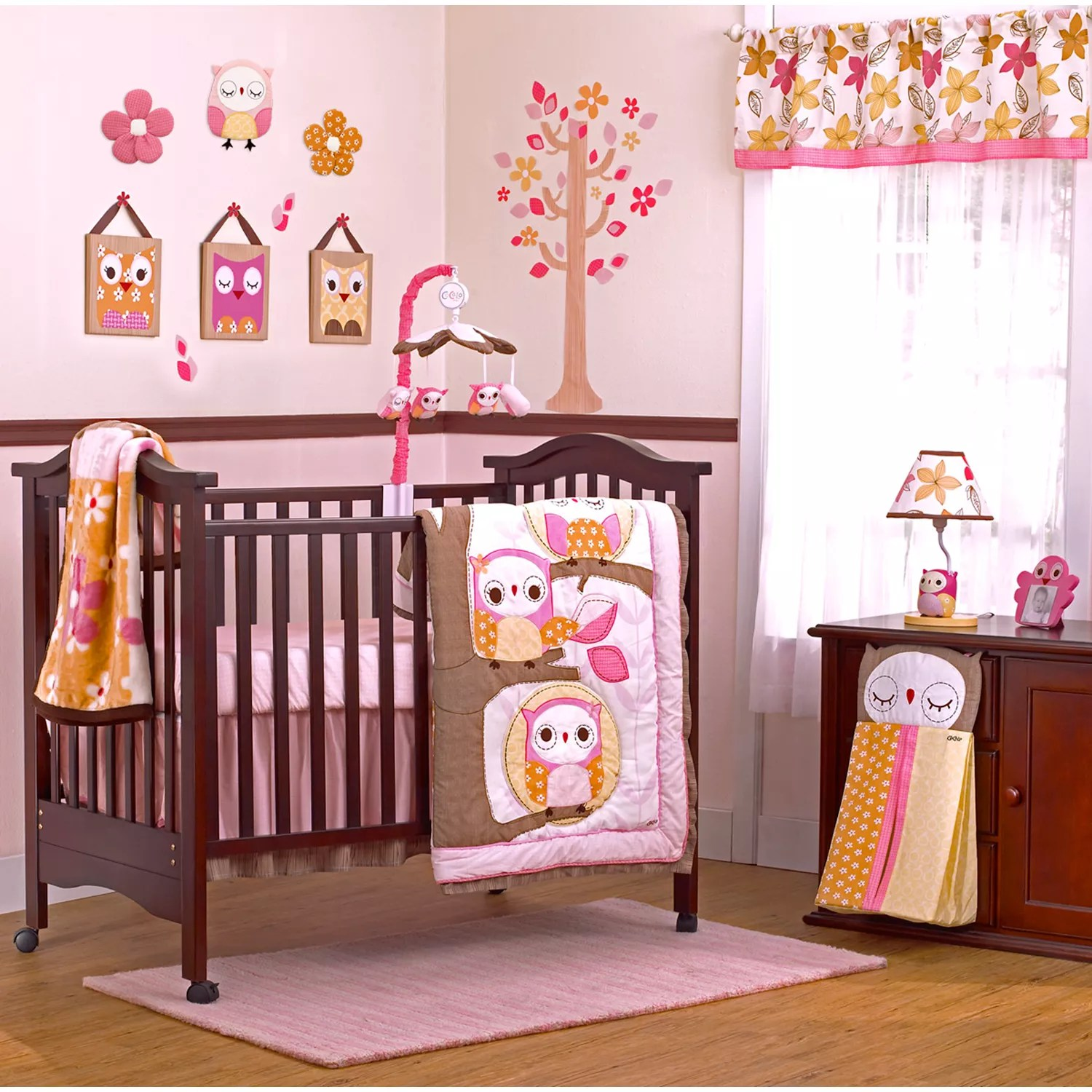 Full Crib Bedding Sets Cocalo Baby In The Woods 8 Pc Crib Bedding Set
