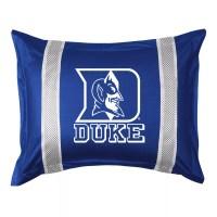 Duke Blue Devils Standard Pillow Sham