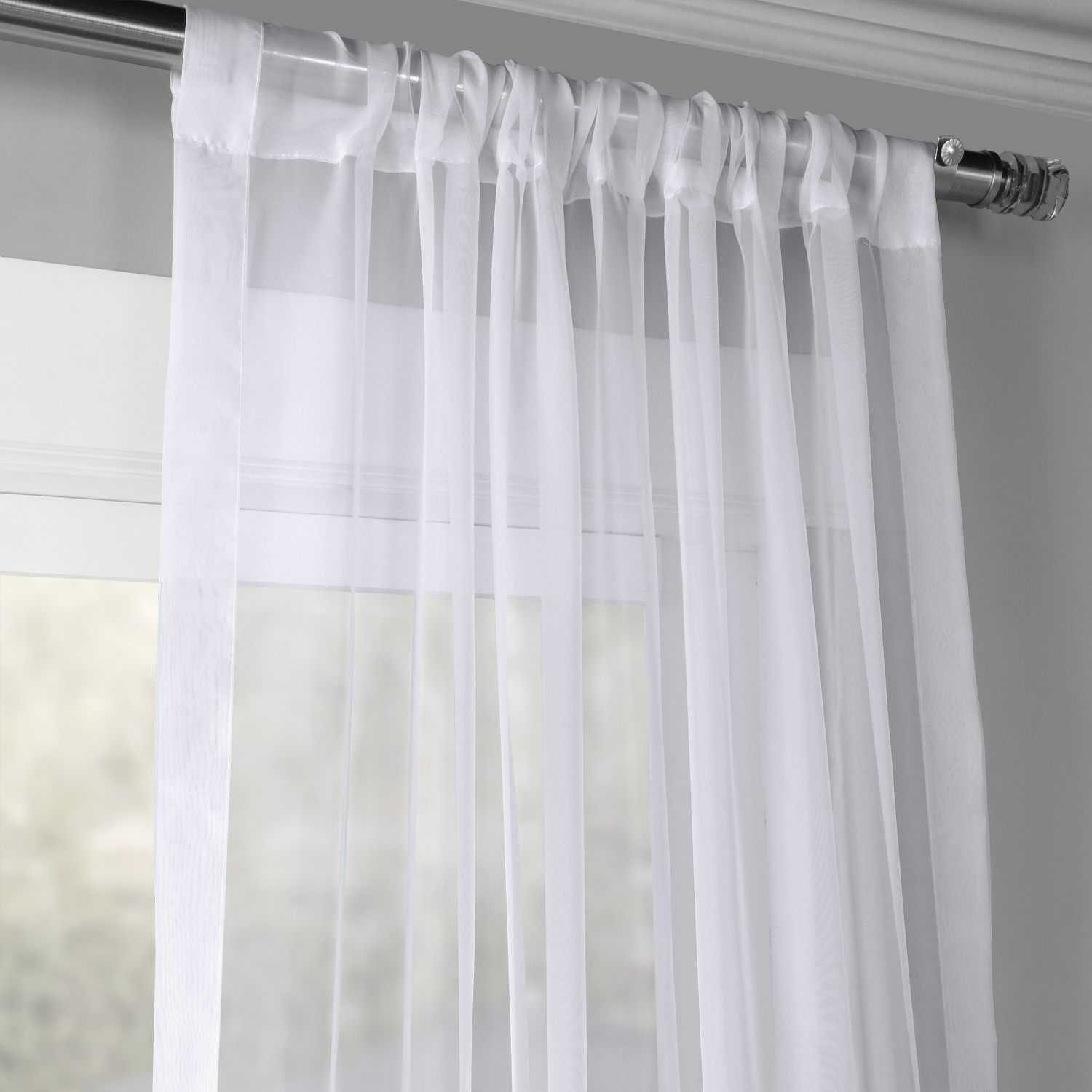 105 Inch Curtains Pinch Pleat Curtains Drapes Window Treatments Home Decor Kohl S