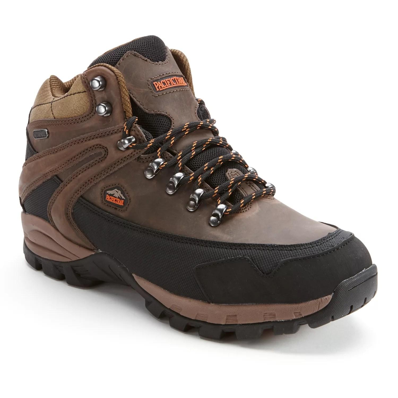 Pacific Trail Rainier Men39s Waterproof Hiking Boots Size