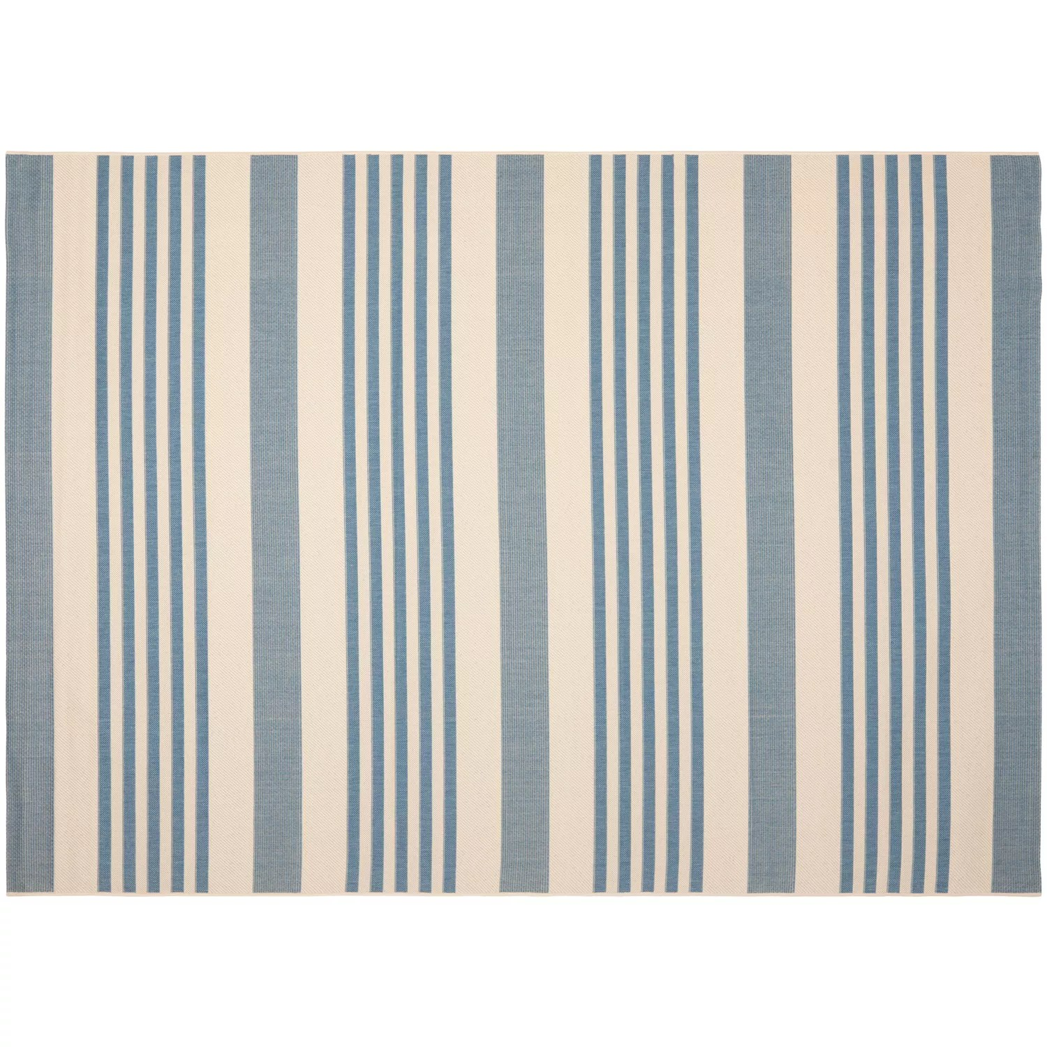 Safavieh Courtyard Safavieh Courtyard Stripe Indoor Outdoor Rug