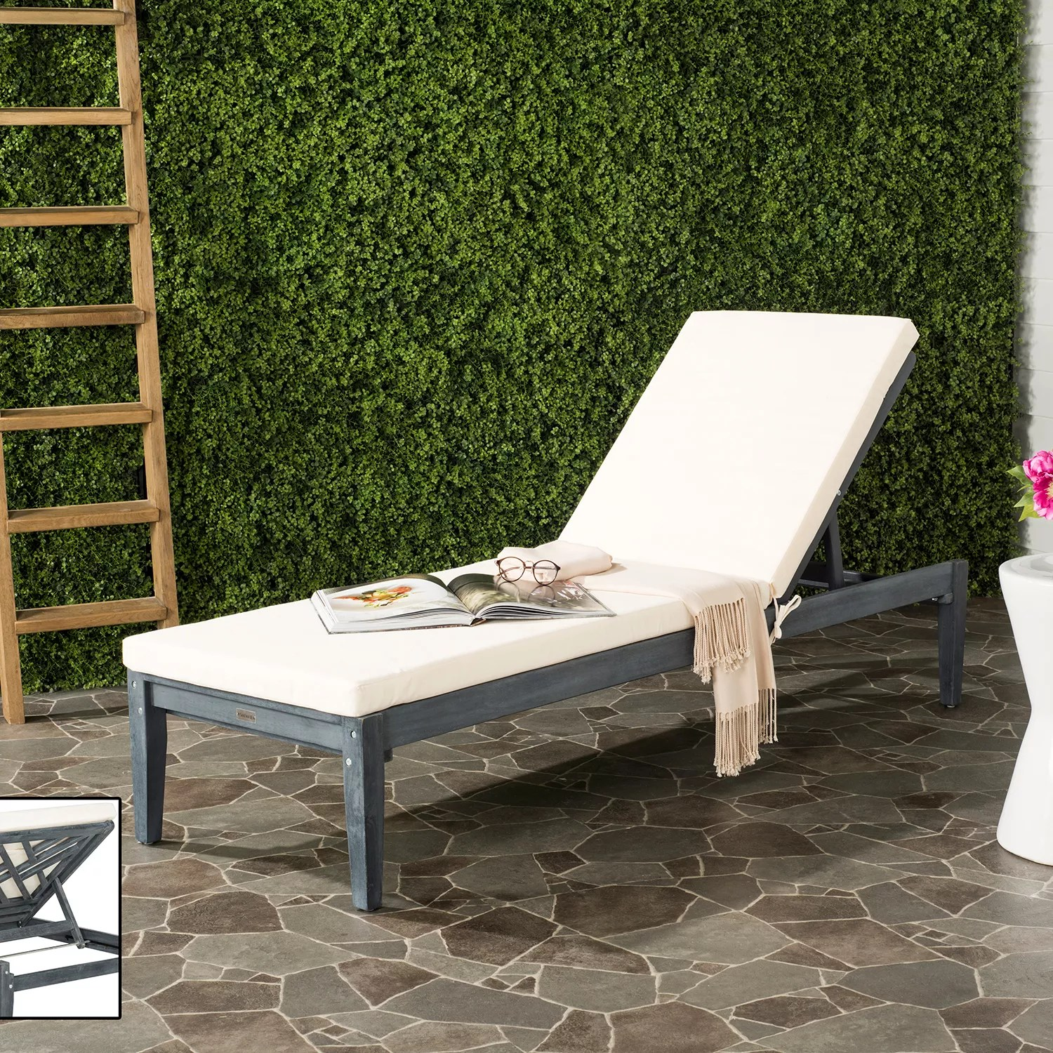 Furniture Chaise Outdoor Chaise Lounges Kohl S