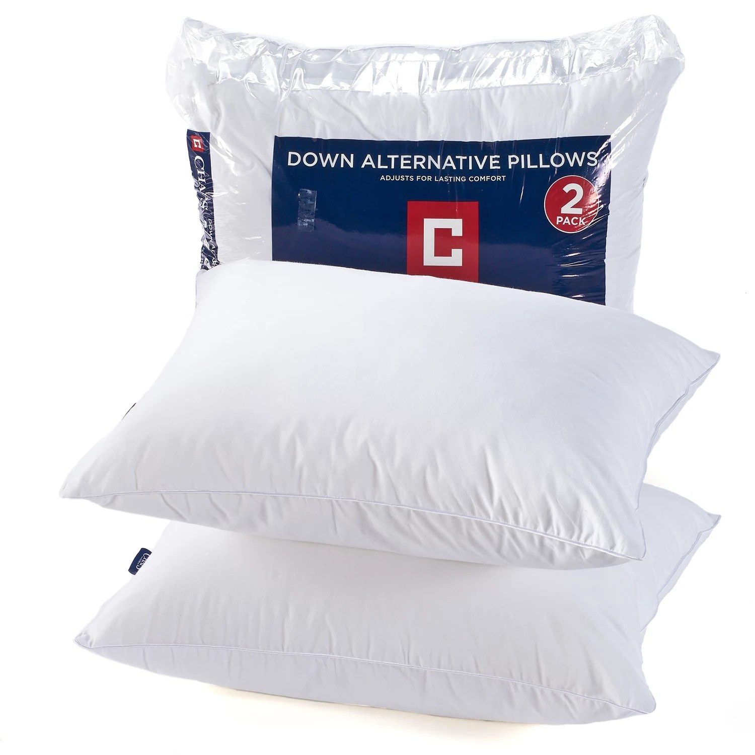 Chaps Home 2 Pack Down Alternative Pillow