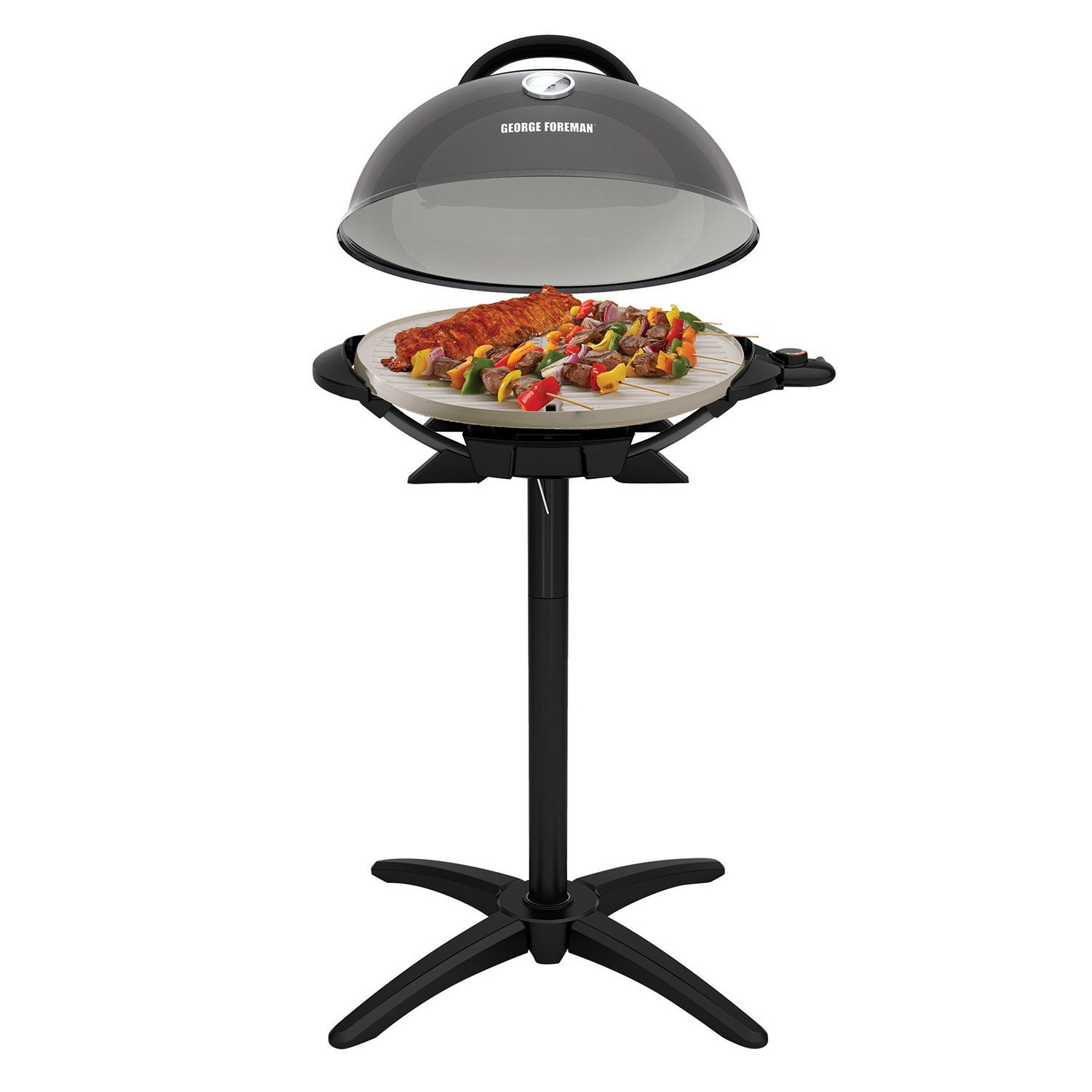 Outdoor Grill George Foreman Indoor Outdoor Electric Grill