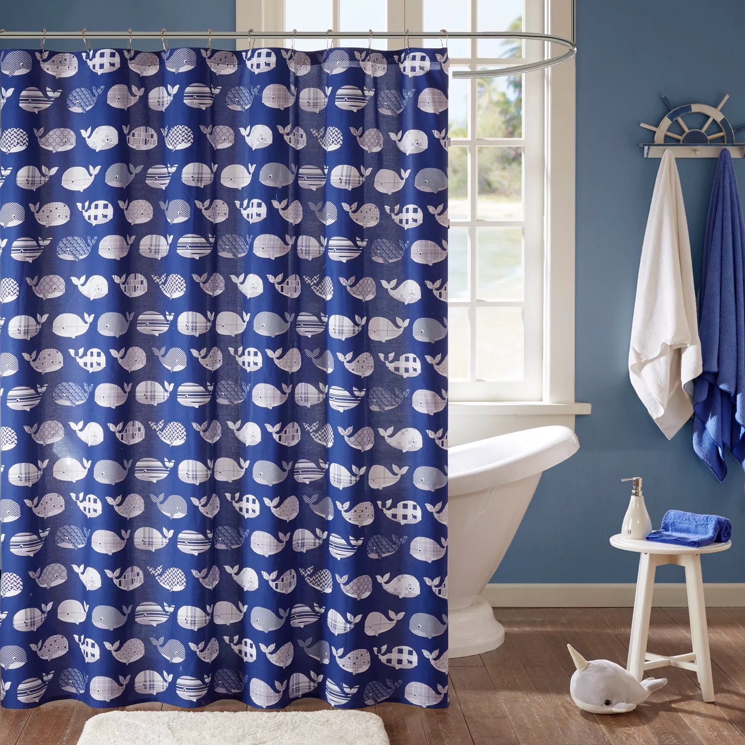 Kohls Com Shower Curtains Urban Habitat Kids Nolan Printed Shower Curtain
