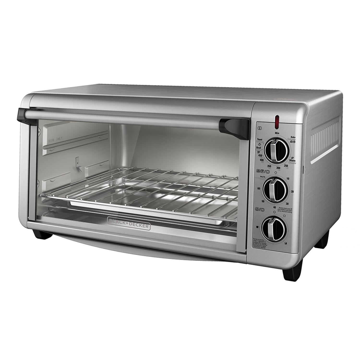 Oster Convection Countertop Oven Reviews Black Decker Extra Wide Countertop Convection Toaster Oven