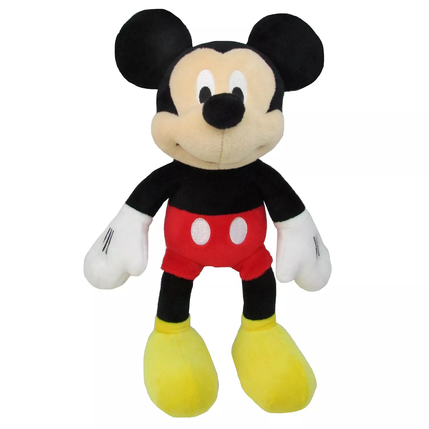 Disney Mickey Disney Mickey Mouse Jingle Plush Toy By Kids Preferred