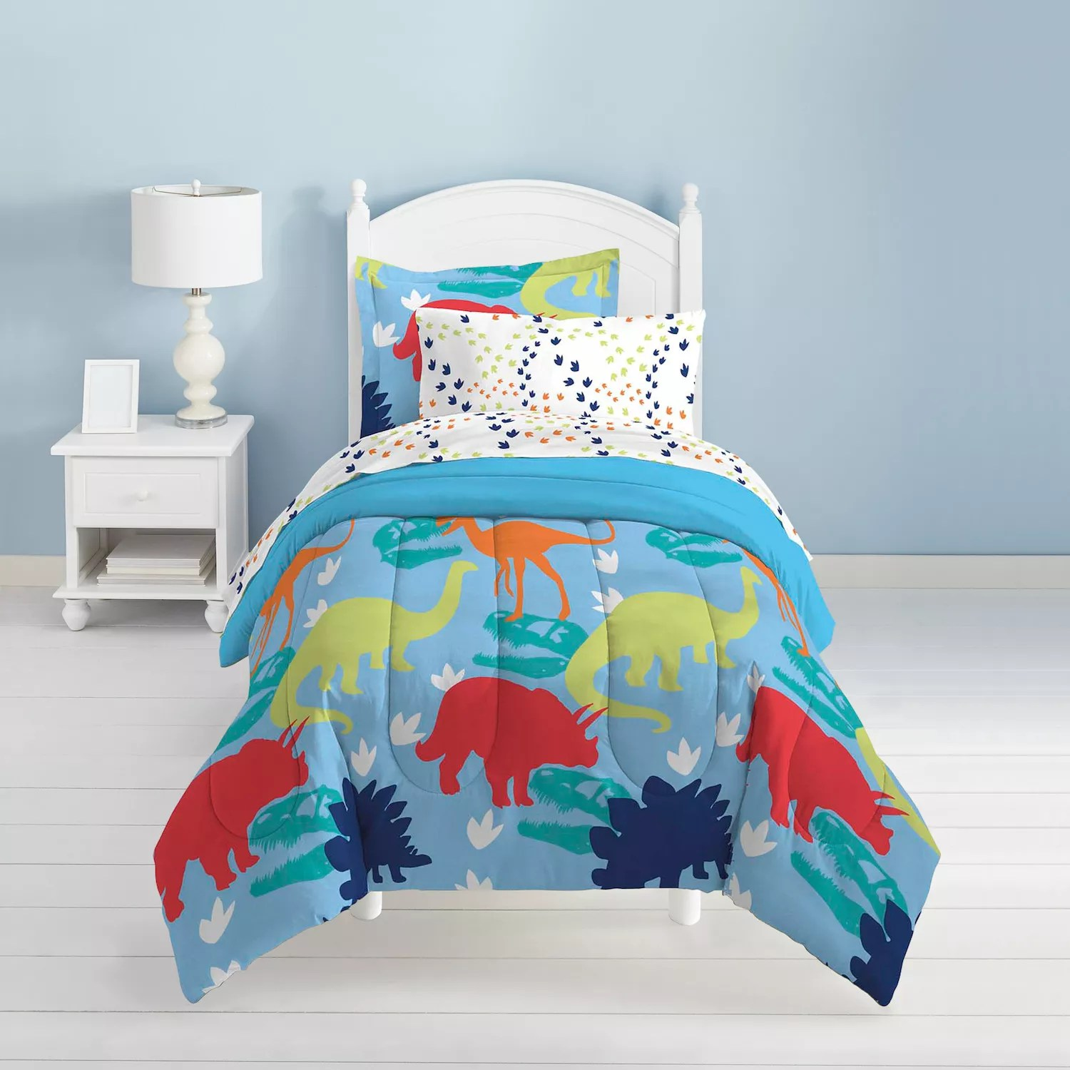 Bedding Stores Canberra Dream Factory Dinosaur Bed Set