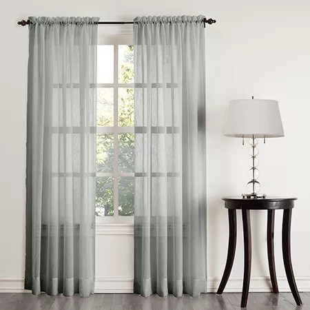 Curtain Fabric: Explore Types Of Curtains   Kohl'S