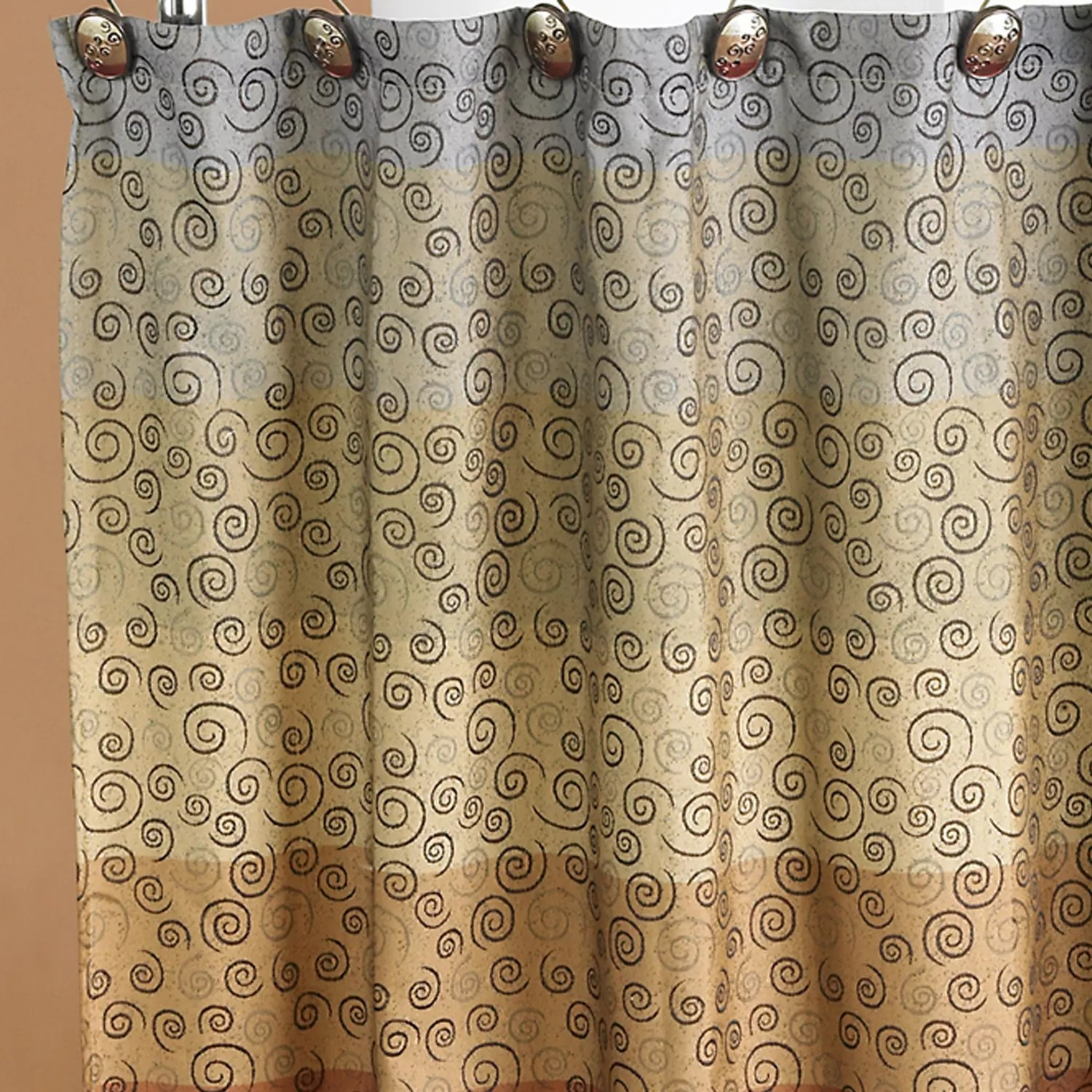 Kohls Com Shower Curtains Miramar Shower Curtain Collection
