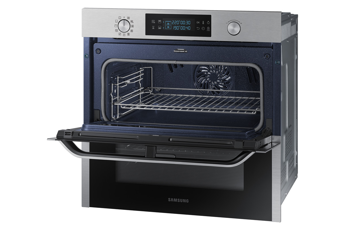 Four Encastrable Double Cavité Samsung Four Encastrable Nv75n5671rs Dual Cook Flex Krëfel Les