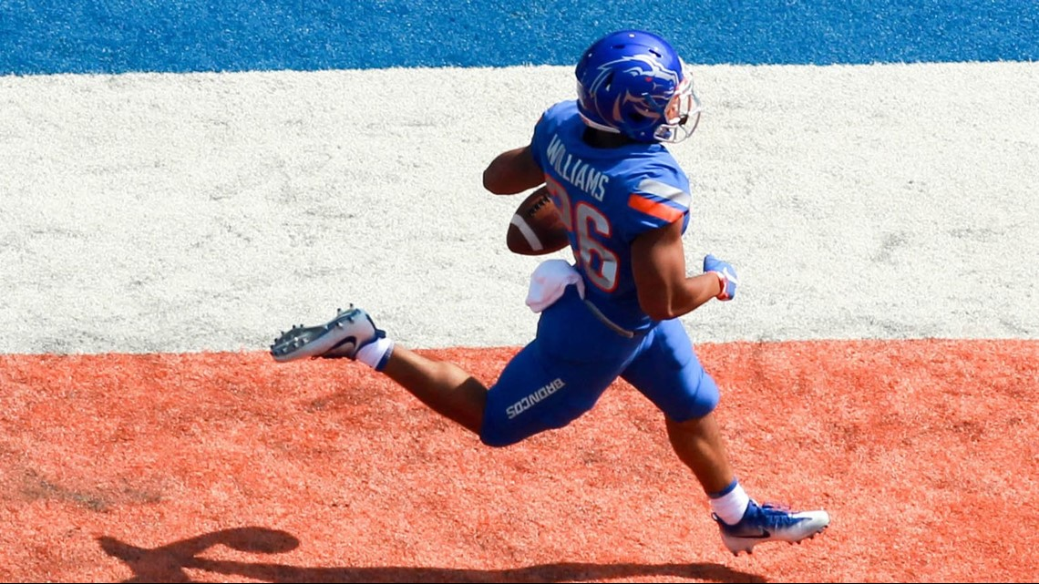 Boise State football Always room for a laser-focused walk-on ktvb