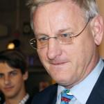 Utrikesminister Carl Bildt