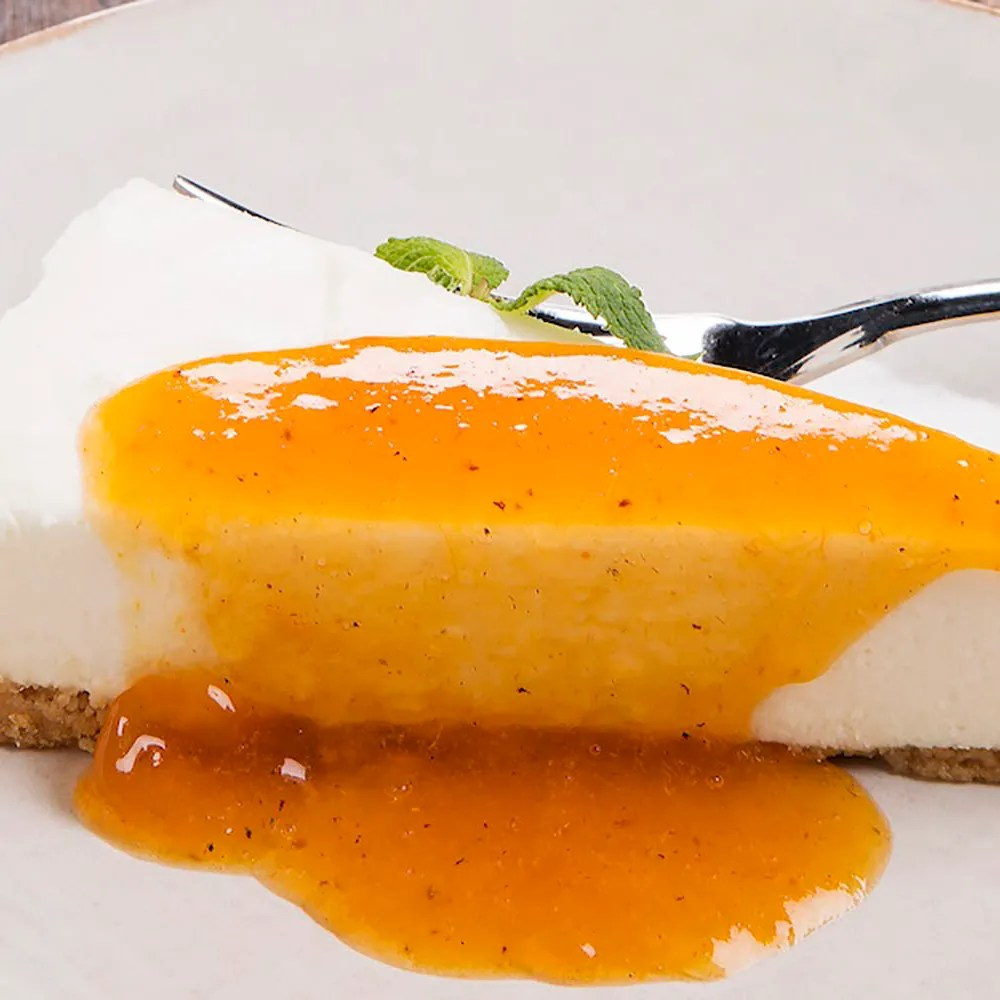 A Must Try Buffalo Mozzarella Cheesecake La Cucina Italiana