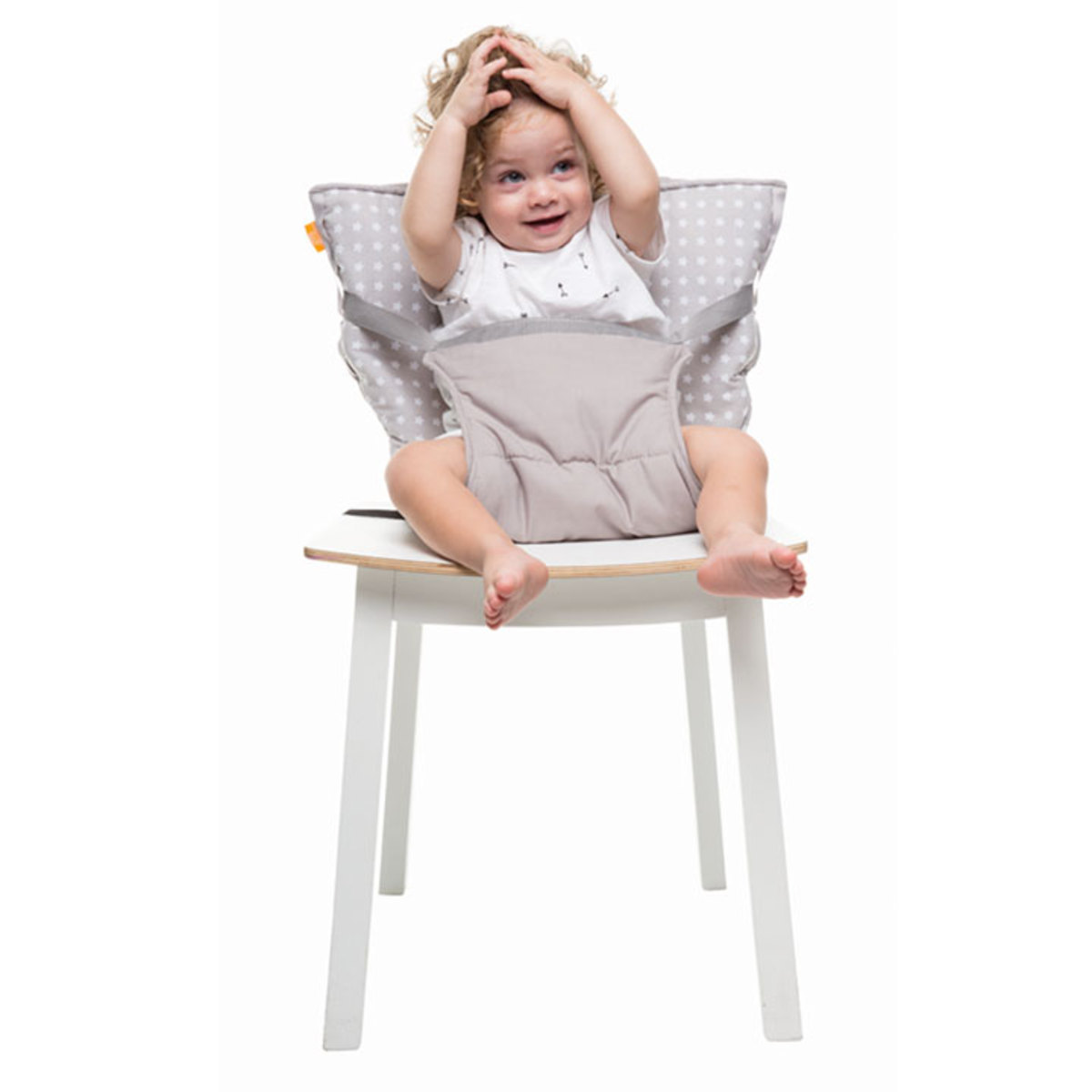 Chaise Nomade Bébé Chaise Nomade White Stars