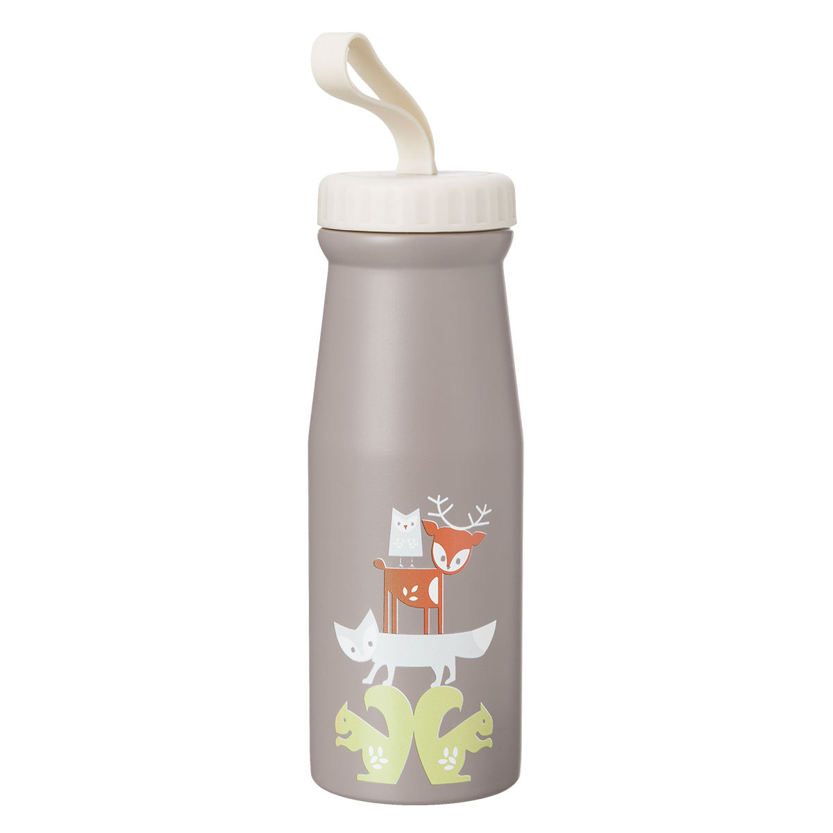 Verre Thermos Fresk Thermos 380 Ml Animaux De La Forêt Tasse And Verre