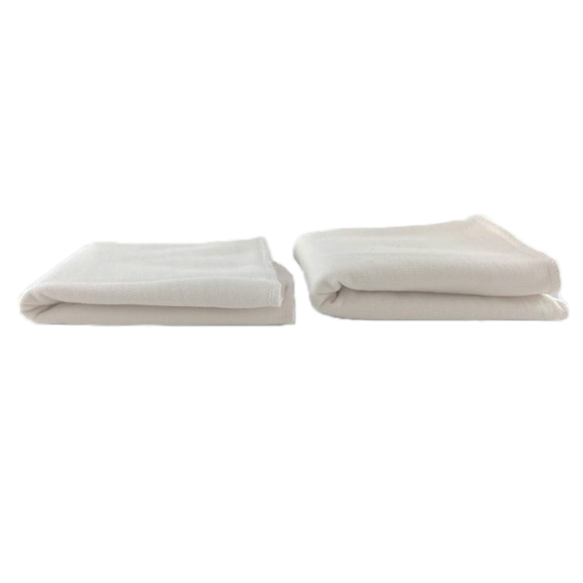 Couche En Coton Lot De 2 Absorbants Lavables En Coton Bio Taille 2