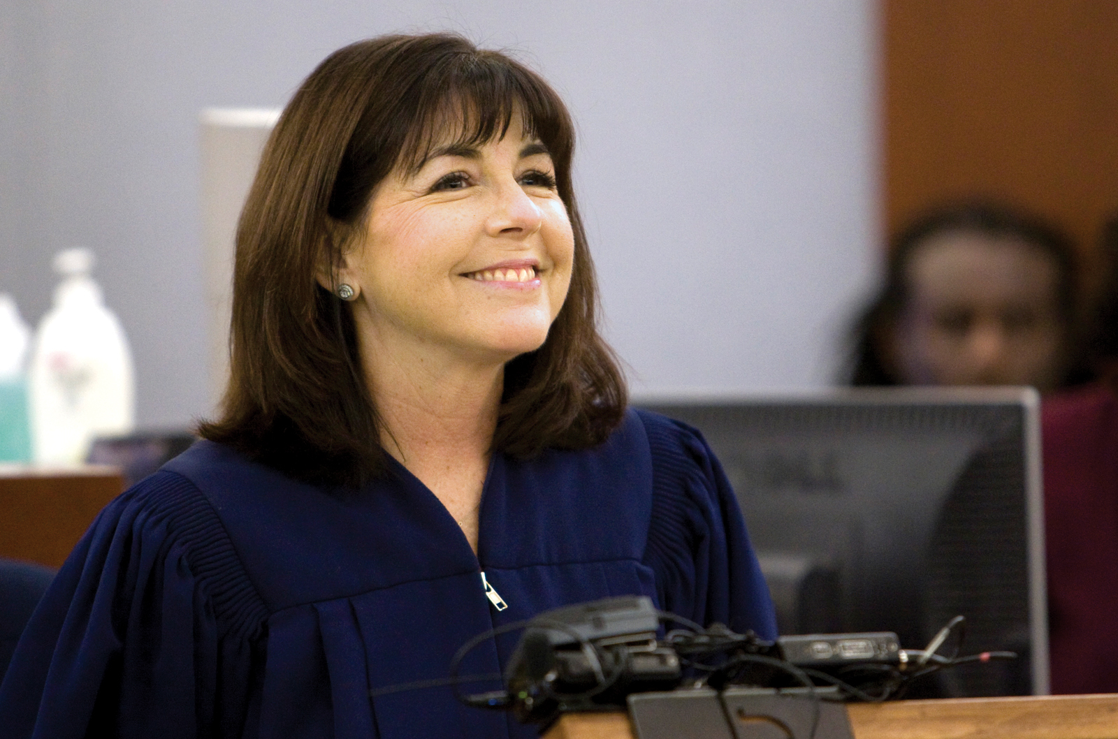 Jackie Glass Why A Clark County Judge Is The Perfect Fit For Swift Justice
