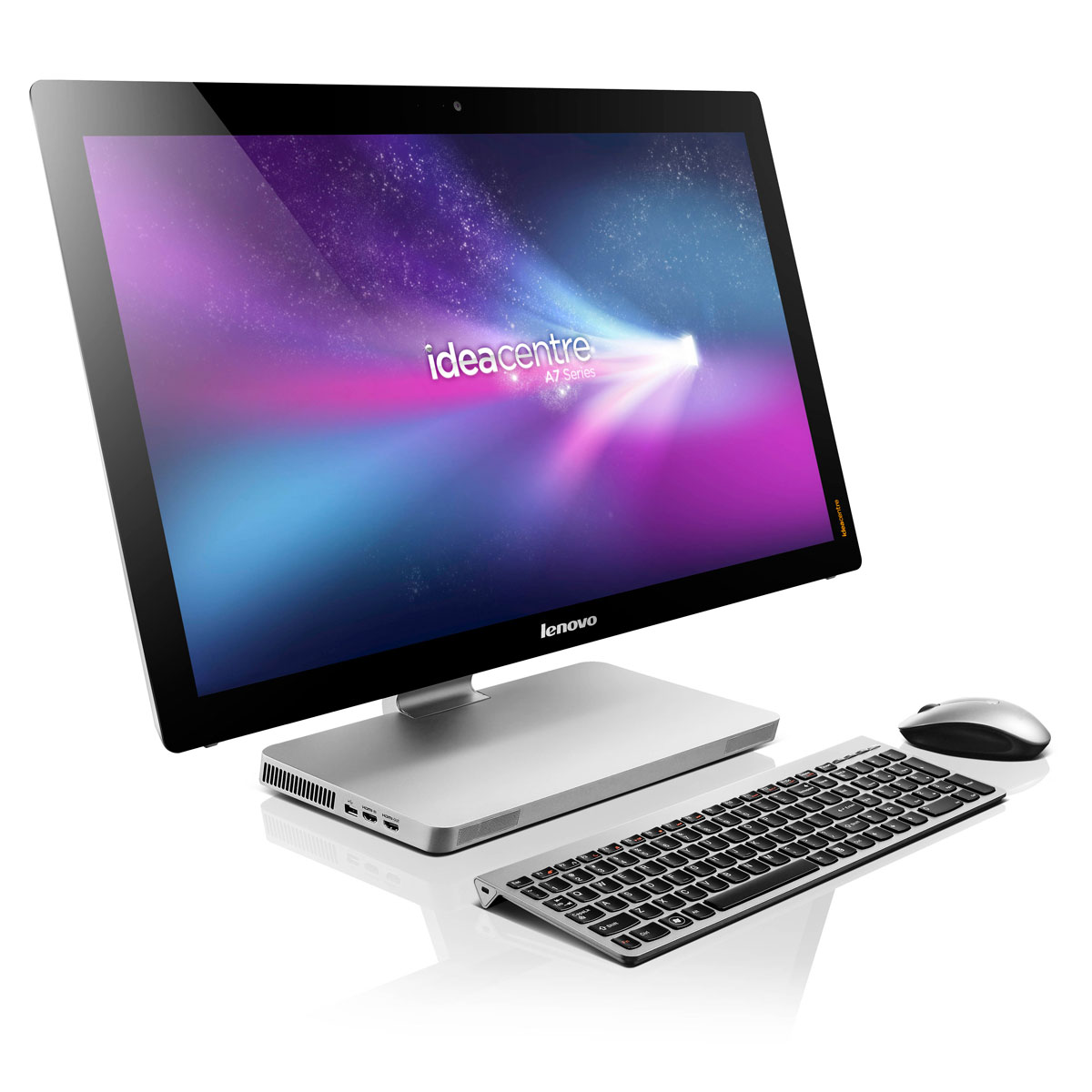 Meuble Tv Ordinateur Lenovo Ideacentre A730 (57315692) - Pc De Bureau Lenovo
