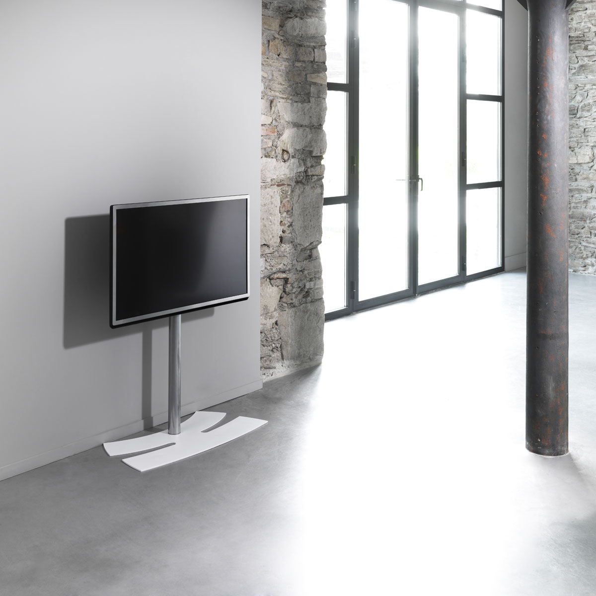 Meuble Tv Sans Pied Erard Lux Up 1050l Support Mural Tv Erard Group Sur Ldlc