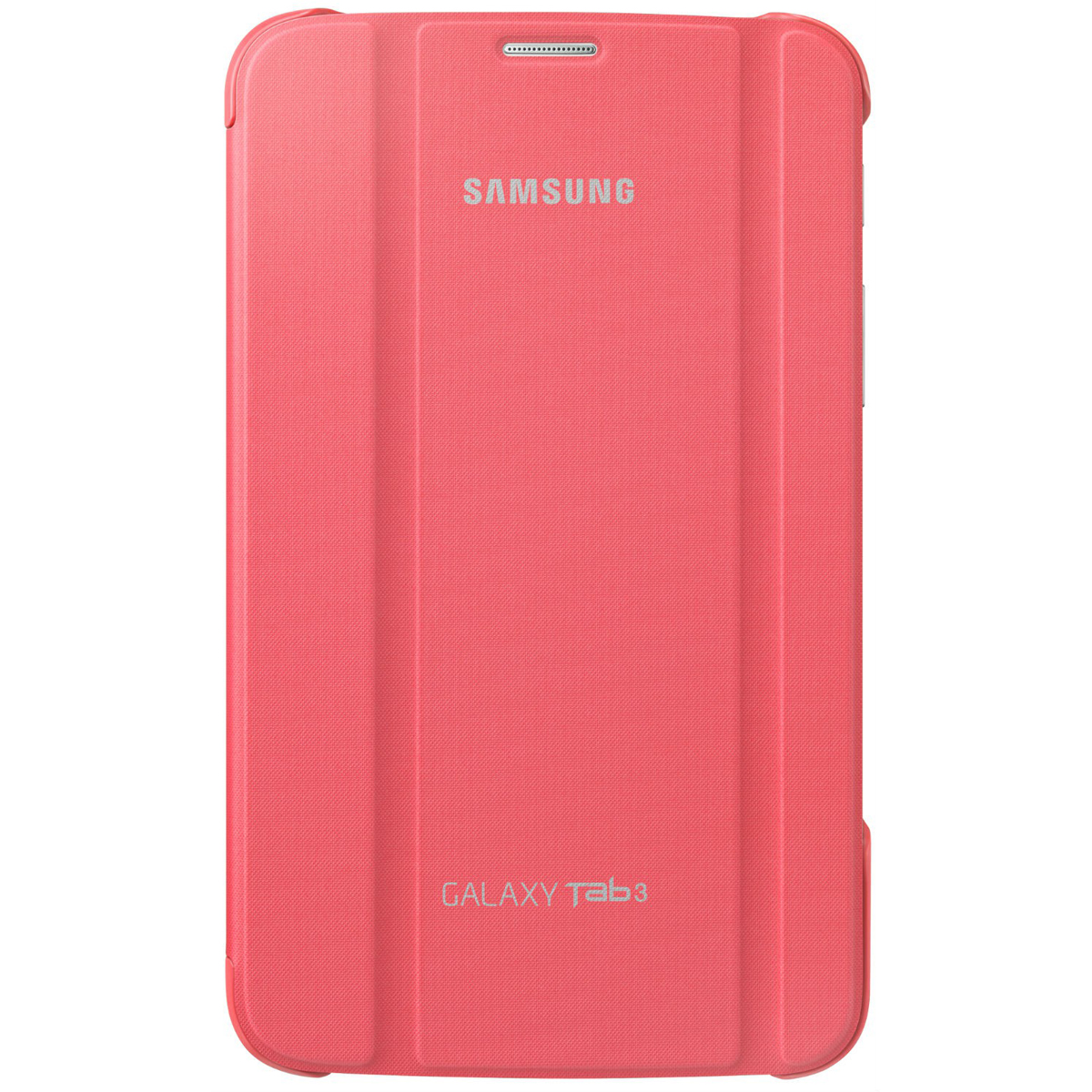 Support Clavier Ordinateur Samsung Book Cover Rose (pour Samsung Galaxy Tab 3 7.0