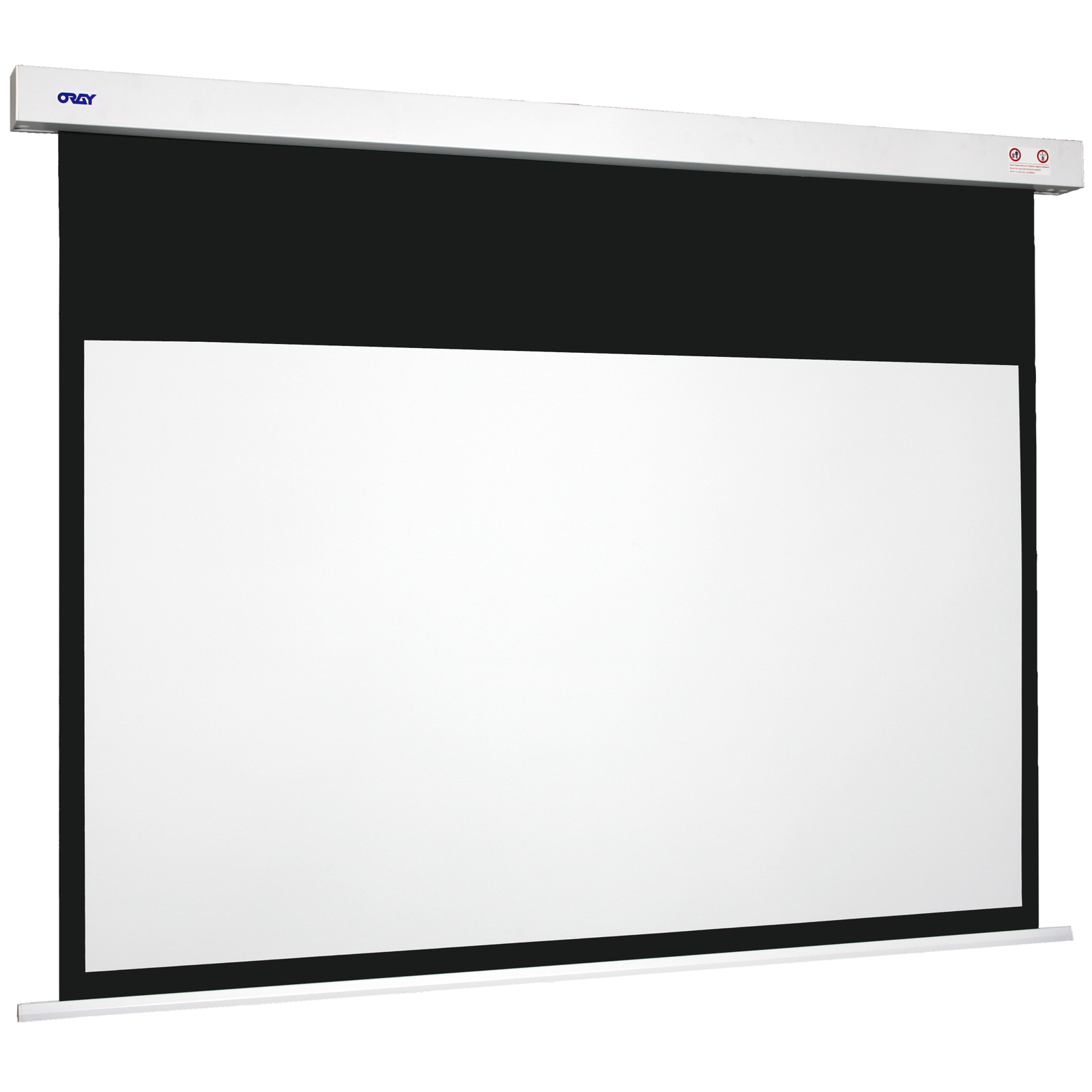 Ecran Home Cinema Motorisé Oray Square Home Cinema 135 X 240 Cm